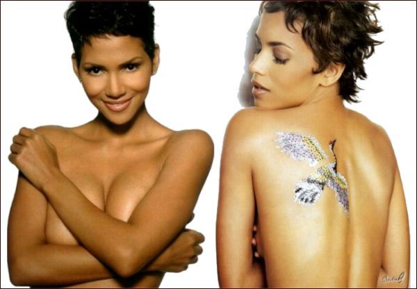 Click to enter Halle Berry Online